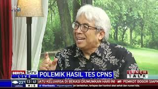 Download Video Lunch Talk: Polemik Hasil Tes CPNS #2 MP3 3GP MP4