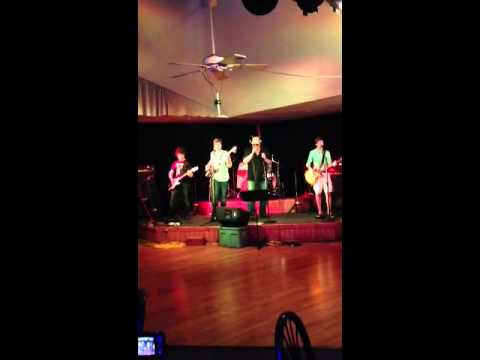 Dog man performed by The Robertson boys and Scottie R Super