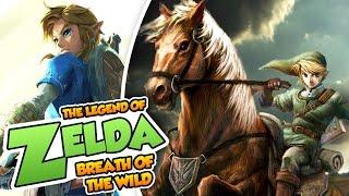 �La yegua legendaria  08  TLO Zelda Breath of the Wild en Español Switch