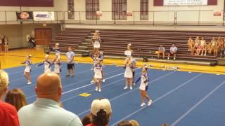 Sweet Springs (MO) United States  city photos gallery : Kansas City Regional cheerleading Sweet Springs High School