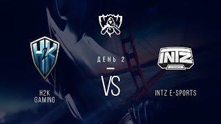 H2k vs INTZ, game 1