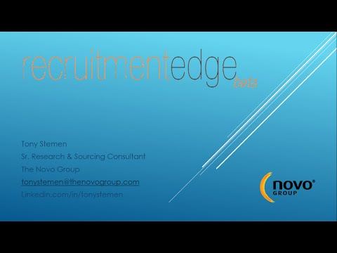 CareerBuilder Recruitment Edge Beta Overview
