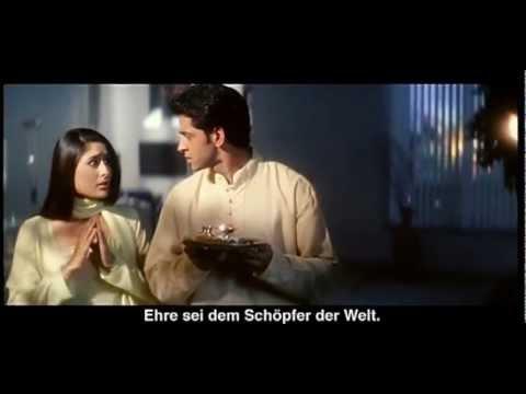 Om jai jagadish - Kabhi Khushi Kabhie Gham | 2001 | Full Song | German Sub.