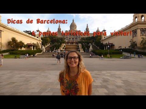 Dicas de Barcelona: o que ver e fazer em Barcelona
