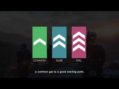LEAKED FIRESTORM TUTORIAL SPOILERS de Battlefield V
