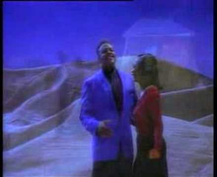 Peabo Bryson And Regina Belle  - A Whole New World - (Aladdin)