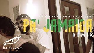El Alfa x Farruko x Darell x Myke Towers x Big O – Pa Jamaica (Remix)