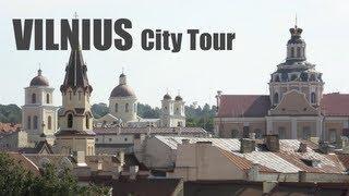 Vilnius Lithuania  city photos : Vilnius City Tour, Lithuania-Lituania