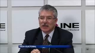 Inicia veda electoral rumbo a jornada del 5 de junio