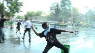 Tote Bei Gewalt In Bangkok