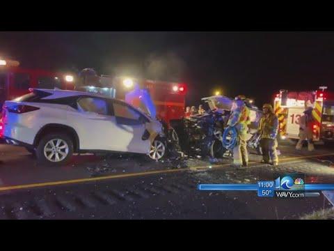 Video - Απίστευτη τραγωδία! Ηλικιωμένος που οδηγούσε ανάποδα ξεκλήρισε οικογένεια! (BINTEO)