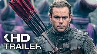 Nonton The Great Wall Trailer 2  2017  Film Subtitle Indonesia Streaming Movie Download