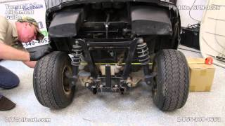 8. How to Align a Yamaha G29 Drive | Alignment on Golf Cart