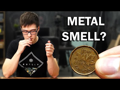 You Can't Smell Metal