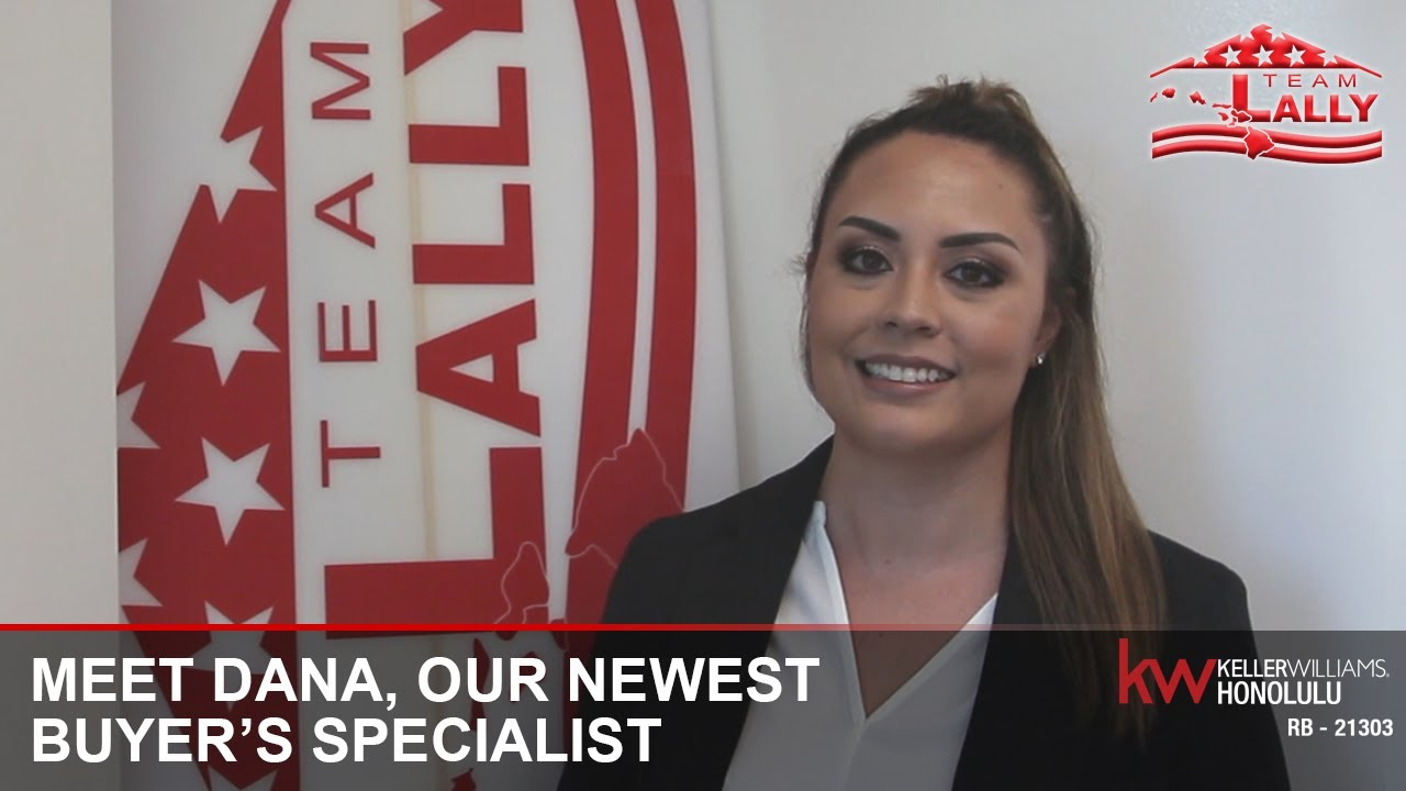 Introducing Our Newest Buyer's Specialist