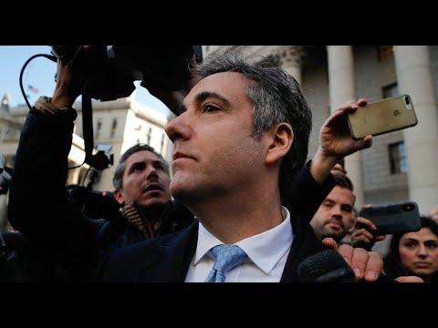 USA: Trumps Ex-Anwalt Cohen zu drei Jahren Haft ver ...