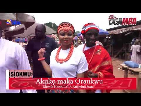 Ogamba - Akuko Maka Obodo Oraukwu