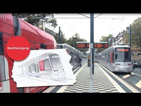 Rheinbahn: Schneller und zuverlässiger in Düsseldorf unterwegs