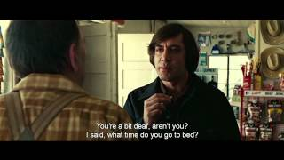 Download Video No Country For Old Men - Coin Toss Scene [HD] MP3 3GP MP4