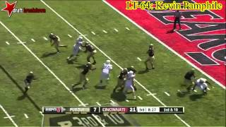 Kevin Pamphile vs Cincinnati (2013)