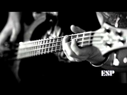 ESP Guitars: Frédéric Leclercq (DragonForce) Interview 2012