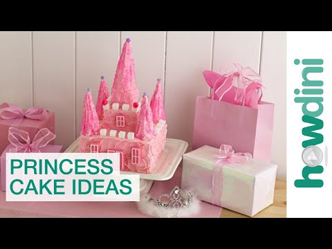 bit.ly Princess castle cake - How to make a birthday castle cake We know