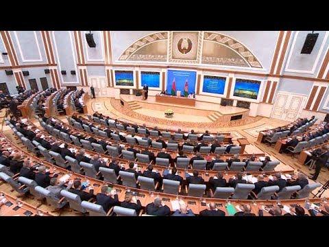 Лукашенко обозначил приоритетные направления деятельности на международной арене