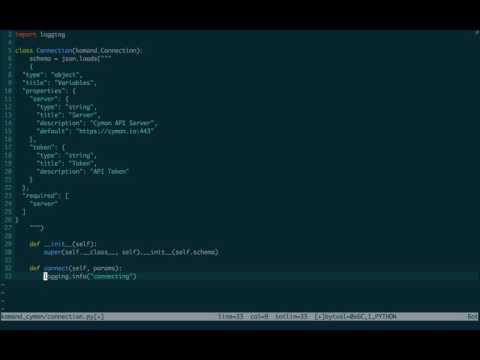 Plugin Dev Connections
