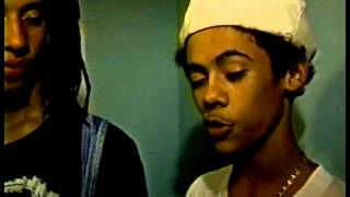 """Ziggy Marley - Short """"War"""" Clip - A Young Damian Jr. Gongzilla Marley - Short Interview Clip"""
