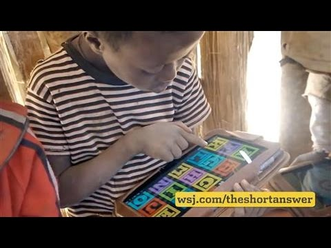 teachers - XPrize is offering ten million dollars to the team that can create the best Android tablet software that teaches basic reading and math skills to children in the developing world. How does...