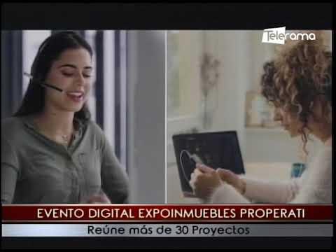 Evento digital Expoinmuebles Properati reúne más de 30 proyectos