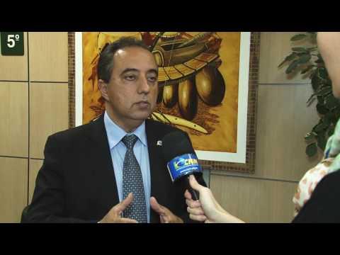 Confederação leva até o ministro Sarney reivindicações da área de Meio Ambiente