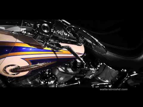 Harley Davidson - Sultry, Raspy
