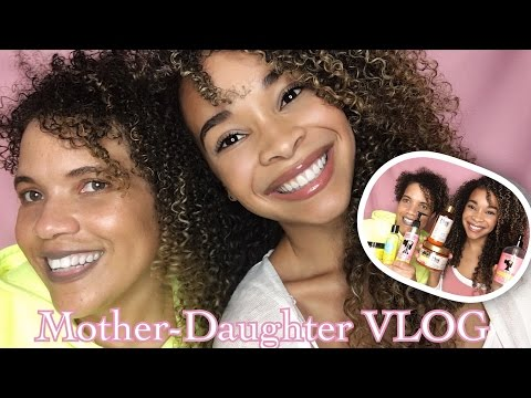 VLOG | Chit-Chat Do Our Hair With Us | A Day With My Mom