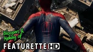 The Amazing Spider-Man 2 (2014) Featurette - Scoring Spidery
