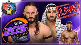 Nonton WWE 205 Live July 25th 2017 Full Show Reaction Live Stream Hangout HD 205 Live 07/25/2017 Reaction Film Subtitle Indonesia Streaming Movie Download