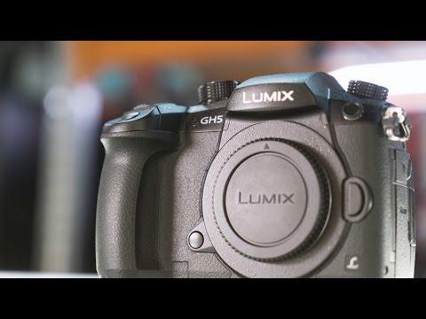 Panasonic Lumix DC-GH5 Mirrorless Digital Camera with LEICA 12-60mm f/2.8-4 Lens video