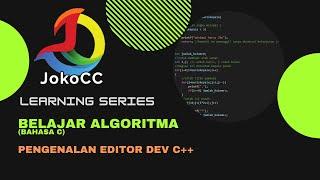 video perkenalan editor dev c ++ untuk mata kuliah bahasa pemrograman dasar FTI - Universitas Budi Luhur