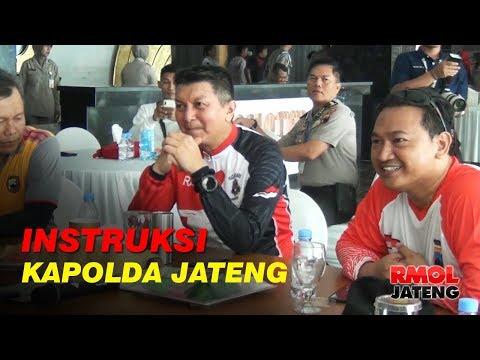 Kapolda Jateng Instruksikan Anggotanya Patuhi SOP