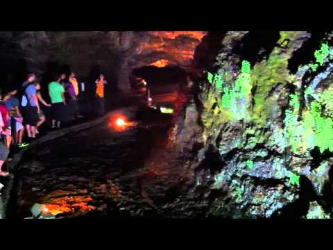 Grutas de São Vicente e Centro de Vulcanismo
