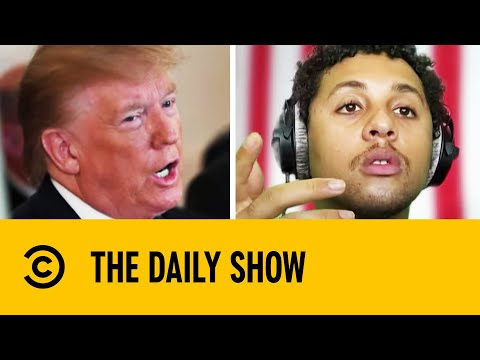 Secrets From Trump's Teleprompter Operator | The Daily Show With Trevor Noah