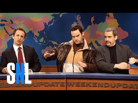 Weekend Update: Vlad and Niko on GTA 4 - SNL