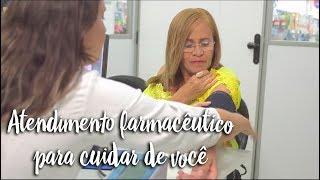 Momento Clinic Farma - Atendimento farmacêutico para cuidar de você