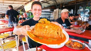 Video Big Fish Head Curry Tour - MALAYSIAN STREET FOOD in Kuala Lumpur, Malaysia! MP3, 3GP, MP4, WEBM, AVI, FLV April 2019