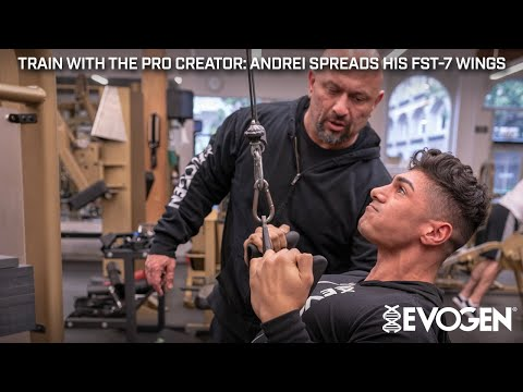 Train with The Pro Creator: Andrei Deiu Spreads His FST-7 Wings