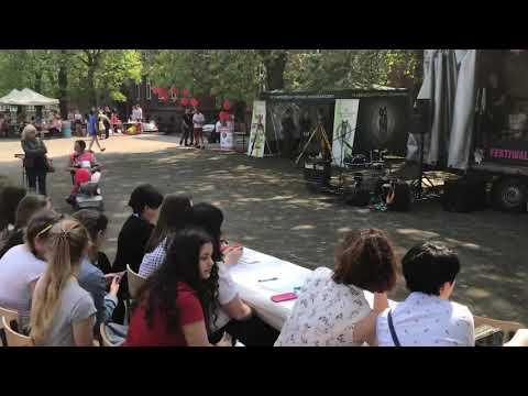 Wideo1: Festyn szkolny Staszicjada w I Zespole Szkół we Wschowie