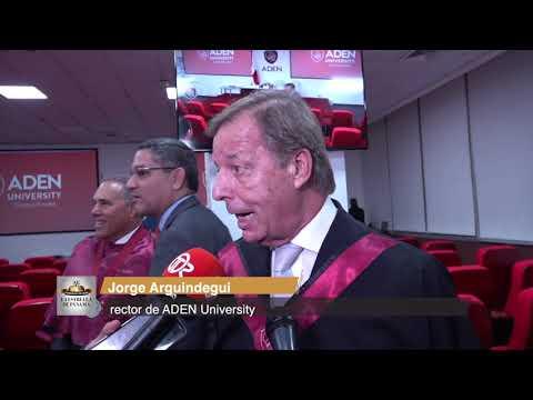 Samuel Lewis Navarro, investido 'honoris causa'