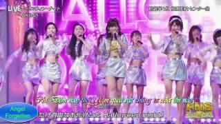 Vietsub Halowween Night Đêm Haloween AKB48