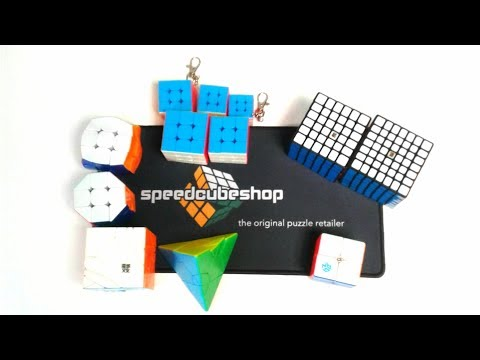 Speedcubeshop Mega Unboxing | Mf7, Gans 2x2 V2, Axis Time Wheel, And Many More!