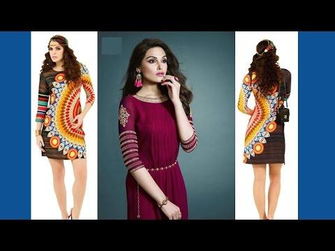 Ethnic wear Kurtis - Top 7 picks